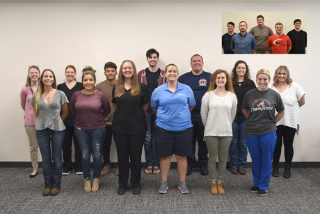 Lanier Technical College nominates 24 students for GOAL Award