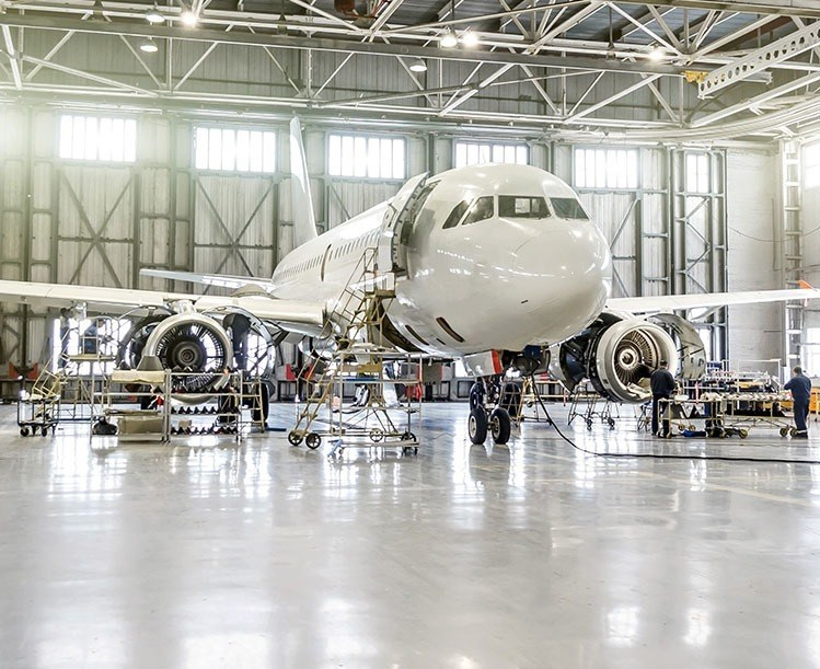 Aviation Tech Hcg Lanier Technical College