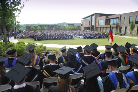 Lanier Technical College Graduates 1,071 in Historic 53rd Commencement Event!