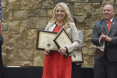 Emma Blaze Chosen As Lanier Technical College S Goal Winner Lanier Technical College