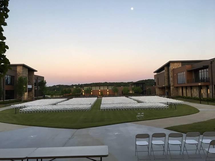 Commencement Eveningbefore Lanier Technical College