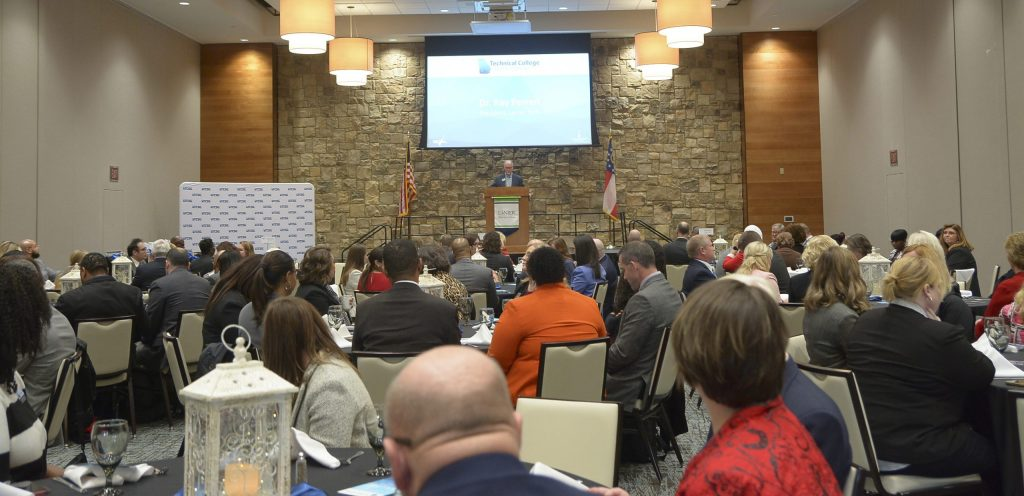 Lanier Tech hosts TCSG Northern Region Awards Luncheon