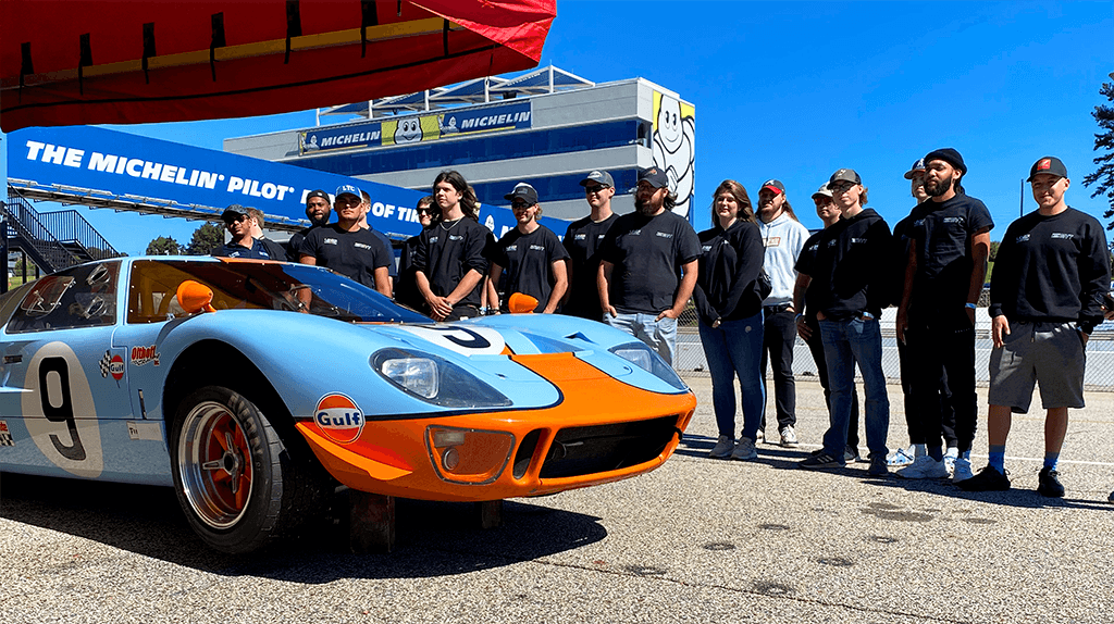 Motorsports Students Take to the Track