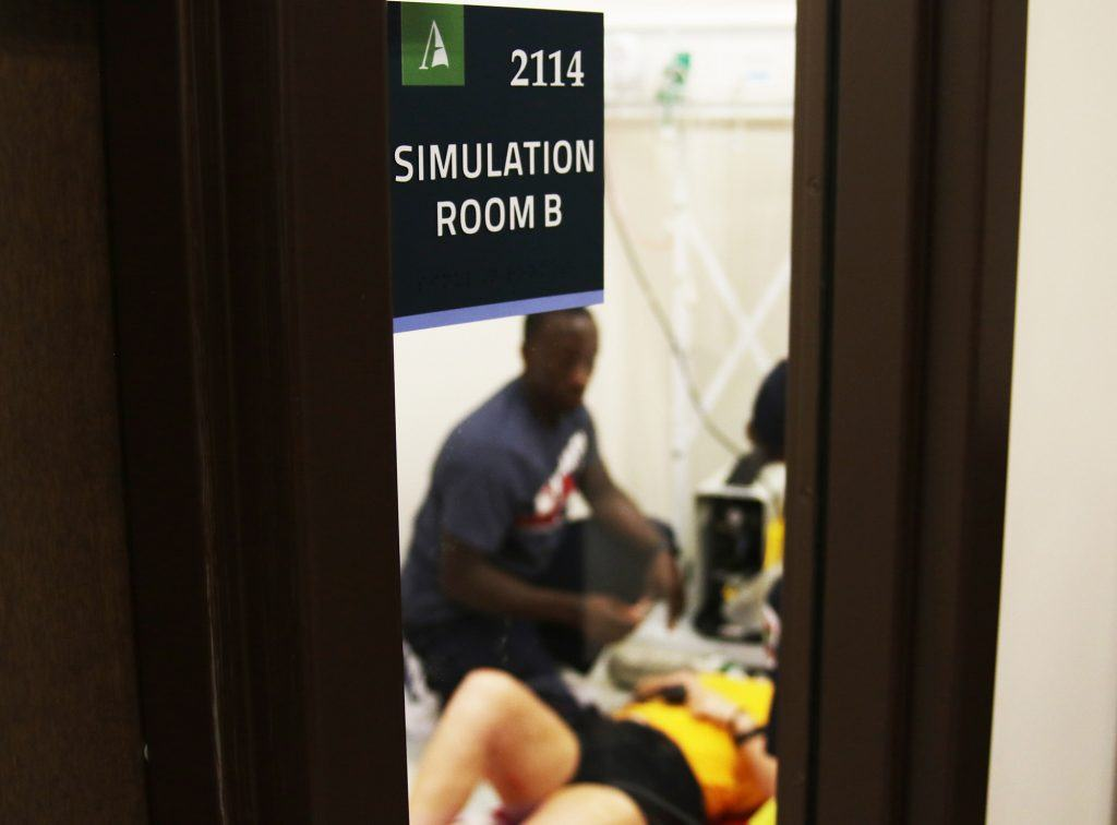 Lanier Tech Hosts National Registry Paramedic Practical Exam