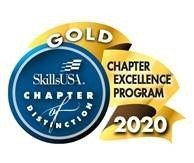 SkillsUSA Gold Logo