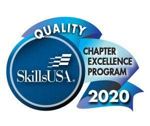 SkillsUSA National Model of Excellent 2020 Award