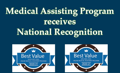Lanier Tech's Medical Assisting Program recognized nationally