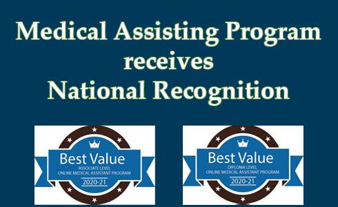 Lanier Tech's Medical Assisting Program recognized nationally