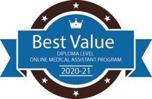 Best Value Diploma Level Online Medical Assistant Program 2020-21
